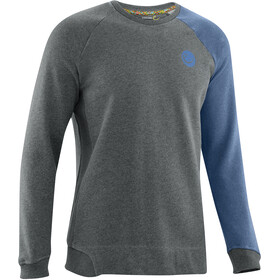 Edelrid Kamikaze II Sweater Men grey melange